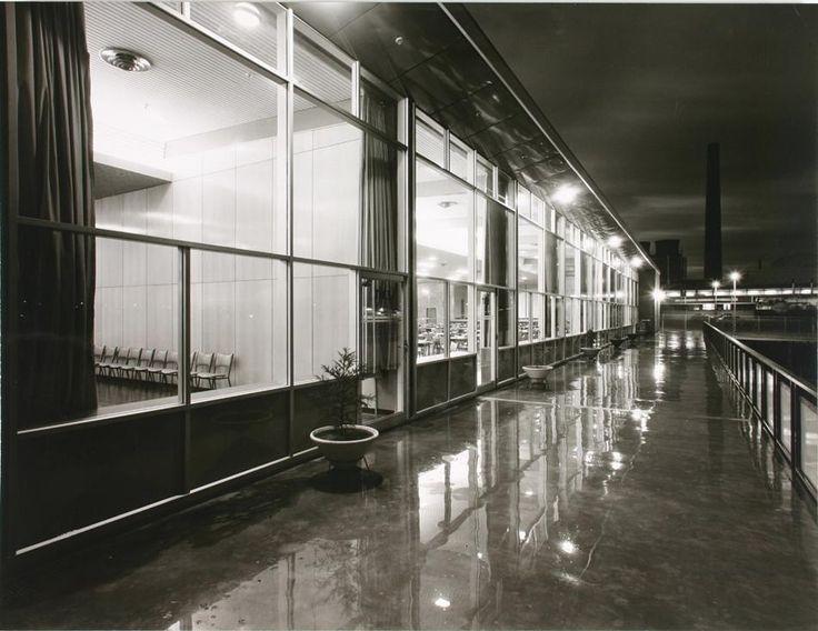 Kodak factory, Coburg. Melbourne, Australia 1965.