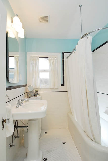 1000 ideas about retro bathrooms on pinterest 1950s for Bathroom decor 1920 s