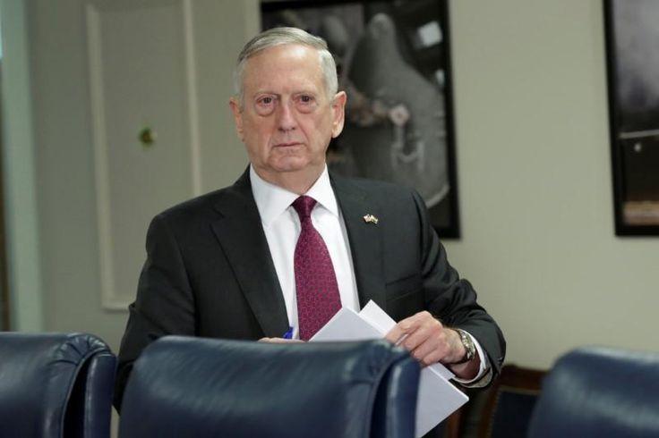 #world #news  Iran rejects U.S. terror claim by Mattis, blames Saudi