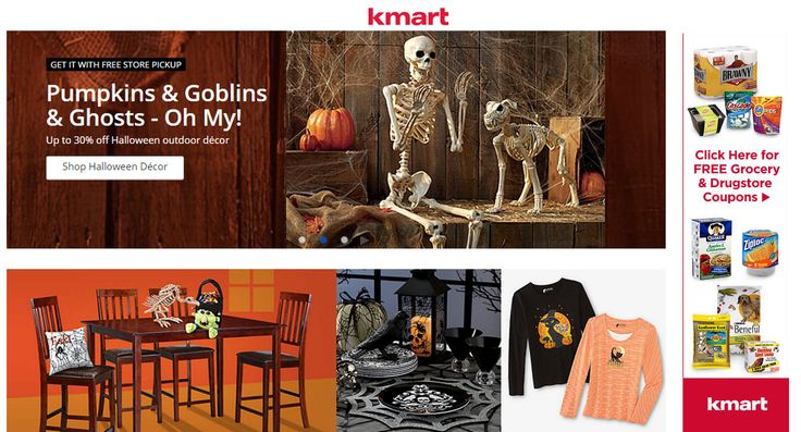 Get up to 50% discount on Halloween costumes & decor only at Kmart.com. For more Kmart coupon codes & deals visit now: http://www.couponcutcode.com/stores/kmart/