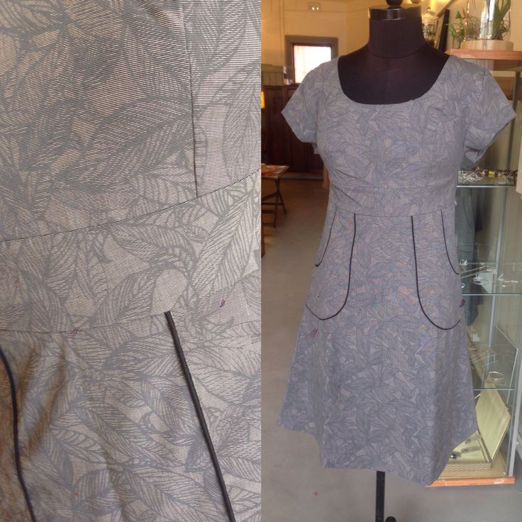 My new Frances dresses are now available. All hand screen printed. Great flattering fit.
