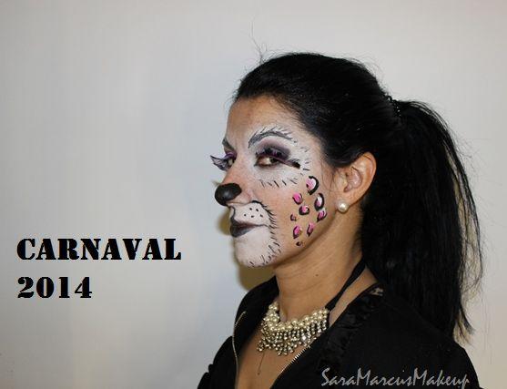 Coisas Interessantes by Sara Marcus: Máscaras de Carnaval faceis e rapidas
