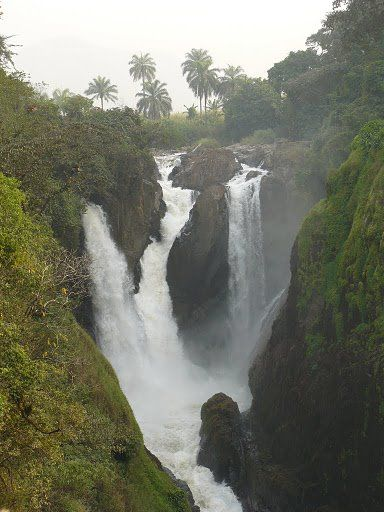 falls in south west Cameroon