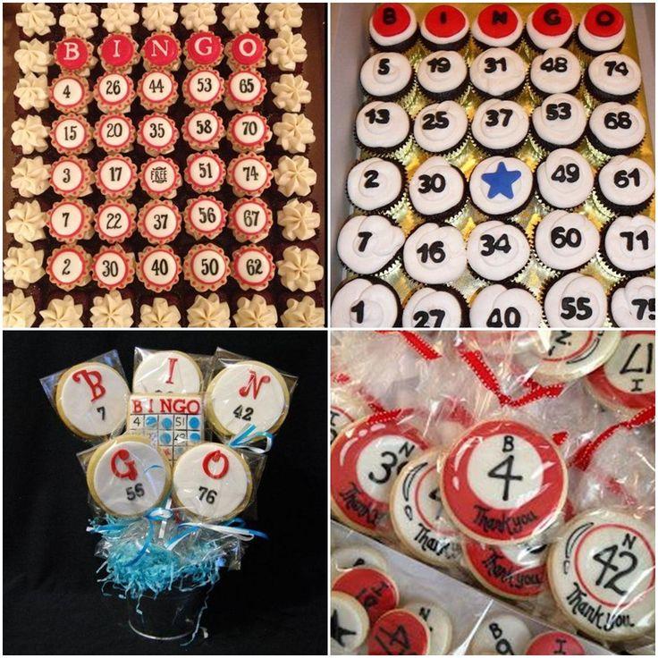 Bingo Party Food Ideas