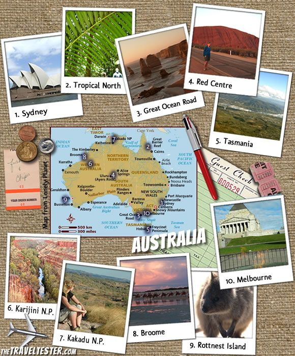 Thanks everyone, had a lot of fun chatting to you all. Here are my Top 10 Sights In Australia, hope you will all get the chance to visit one day!