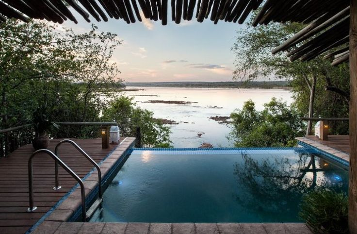 The tranquility & spiritual feeling that the bush & its wildlife conjure is truly magical. The mighty Vic Falls offers an inspiring stay along the banks of the Zambezi River, where mornings begin with herds of elephant having a quiet drink or swim. Stop in Cape Town & Franschhoek in the Winelands for magnificent scenery & culinary delights.  This life changing experience encompasses the best of Southern Africa, all in the utmost style & sanctuary. #luxurytravel