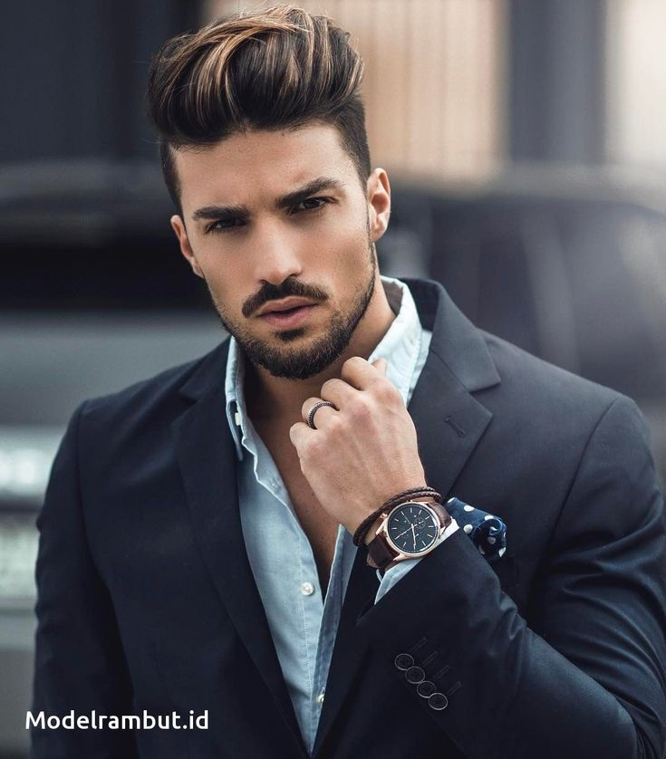 Hair Styling Products Types That Will Make You Look Sleek Men Hair Highlights Dark Hair With Highlights Men Hair Color