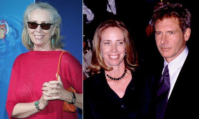 Harrison Ford's ex-wife Melissa Mathison, who wrote E.T. The Extra Terrestrial, dies at age 65   Daily Mail Online