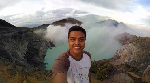 Beautiful Indonesia, Java East, Banyuwangi, Ijen Mountain. #MataIndonesia