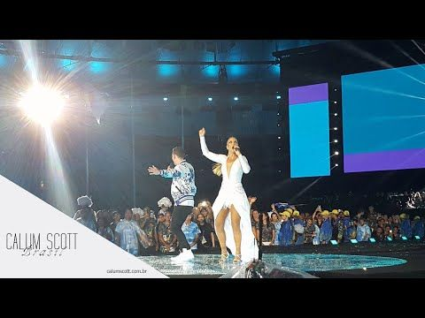 Calum Scott - Diamonds & Dancing on My Own & Transformar ft. Ivete Sangalo (HD) - YouTube