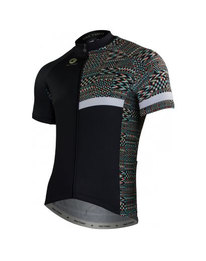 """Barkcloth"" Cycling Jersey by Gregory Klein"