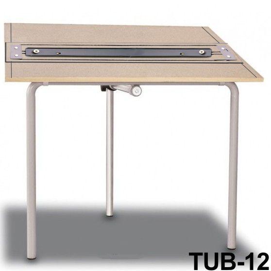 Mesa Para Desenho com Regua Paralela TUB12 PA.jpg (558×558)