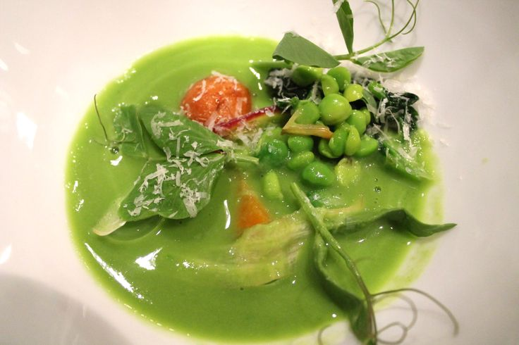 """Pea & Carrot"" Soup 