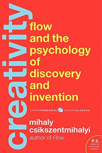 Creativity : the psychology of discovery and invention / Mihaly Csikszentmihalyi