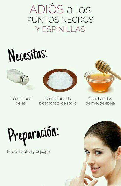 Tips para la cara