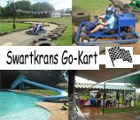 Swartkrans Go-Kart - Krugersdorp has a 700-meter track, longest and most exciting track in Gauteng.