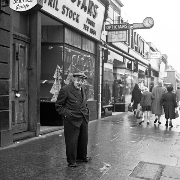 Frederick Wilfred - London Street Photography 1950's  60's