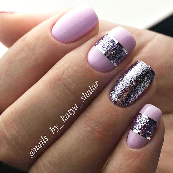 The 25 best classy nail designs ideas on pinterest classy nails 33 unique and beautiful winter nail designs prinsesfo Gallery