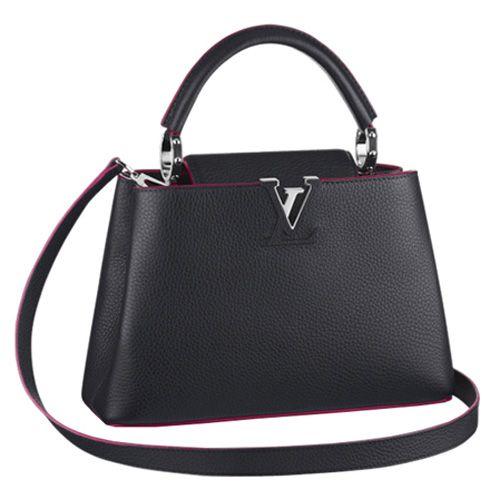 Louis Vuitton Capucines BB M94517 Cobalt