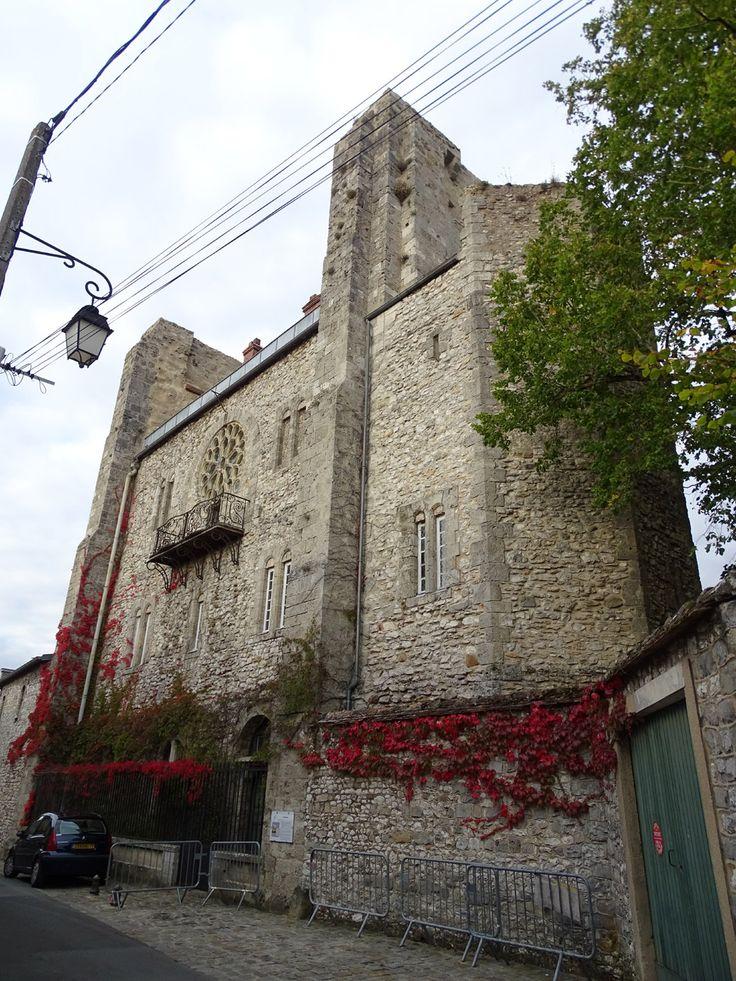Donjon du Chateau, Moret sur Loing
