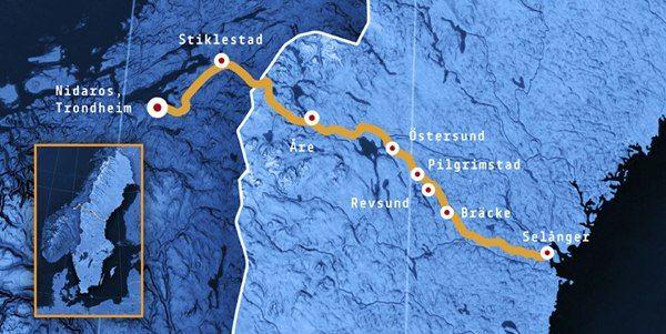 St Olaf's Way