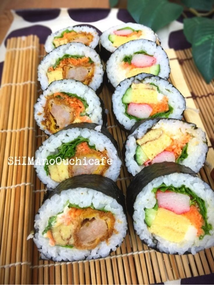 SHIMAさんのブログ パーティや行楽弁当、ランチ会の持ち寄りにもに大 ... 巻寿司大使に就任してはや6ヶ月。