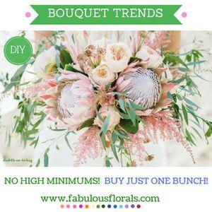 Fabulous floral wedding flowers
