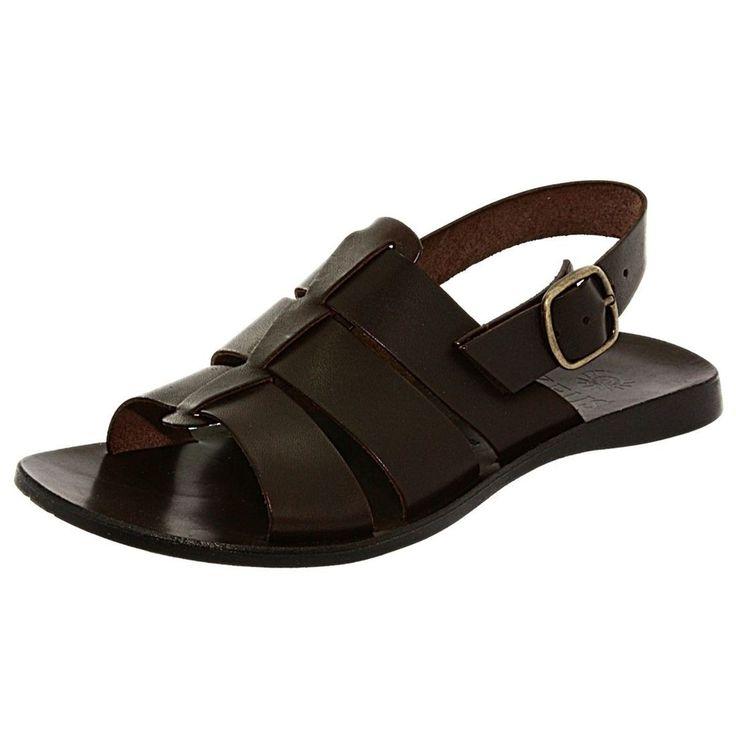 Homme Sandales cuir sandales mmUG7gar