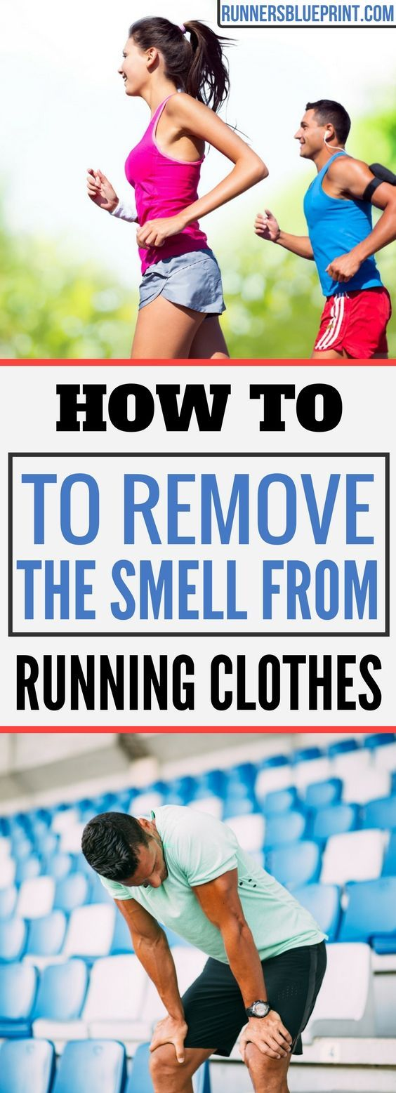 Are you a runner with a laundry problem? More specifically, do you have stinky running clothes problems? Then, you've come to the right place. Today I'm going to share with you the system I use to keep my running clothes smelling (and feeling) fresh for the long haul. http://www.runnersblueprint.com/how-to-get-the-smell-out-of-your-running-clothes/ #Smell #Workout #Clothes