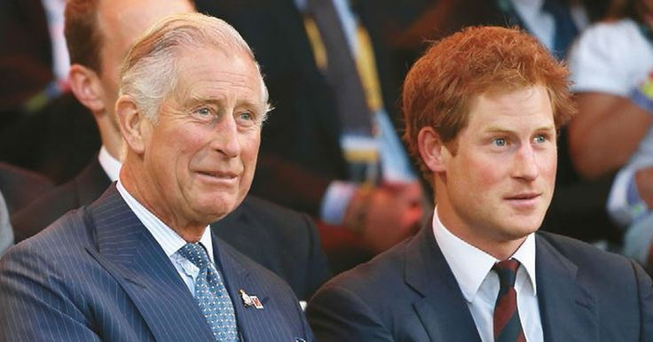 ¿Quién es el papá del príncipe Harry?