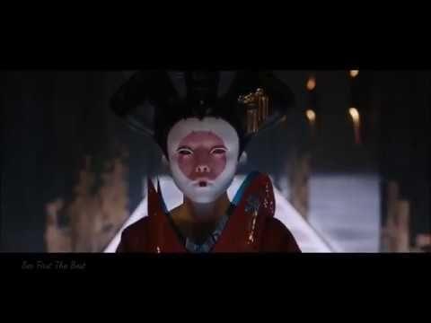 GHOST IN THE SHELL  Mamoru Oshii & Scarlett Johansson ..._Movie Trailer ...