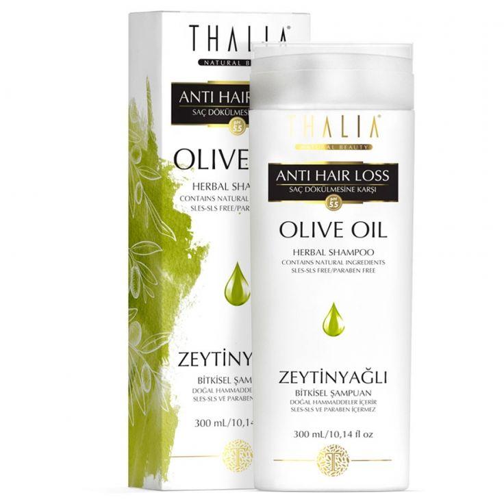 Thalia Zeytinyağlı Saç Sorunları için Şampuan 300 ml ürünü için bilgi alabilir, Kullananlar, Yorumları,Forum, Fiyatı, En ucuz, Ankara, İstanbul, İzmir gibi illerden Sipariş verebilirsiniz.444 4 996