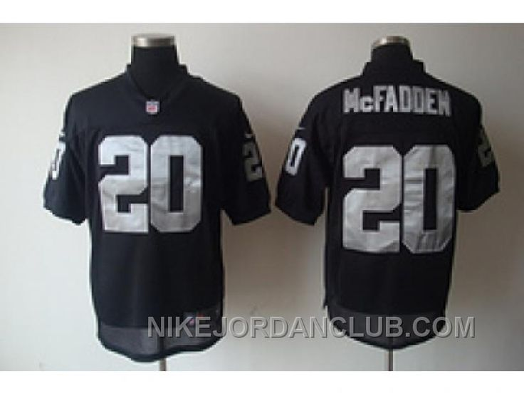 http://www.nikejordanclub.com/nike-oakland-raiders-20-mcfadden-black-elite-jerseys-ewwea.html NIKE OAKLAND RAIDERS #20 MCFADDEN BLACK ELITE JERSEYS EWWEA Only $23.00 , Free Shipping!