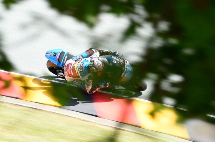 Alex Marquez, German Moto2 2015
