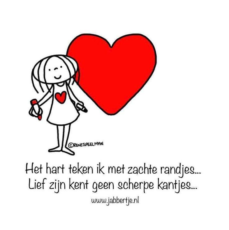 Alles liefde!