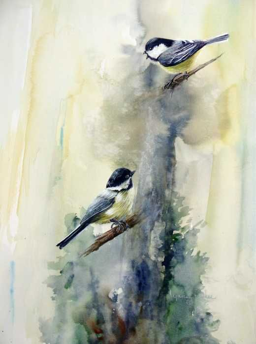 Lynne Parker   WATERCOLOR