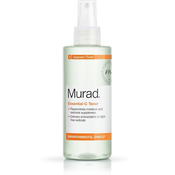 Murad Essential-C Cleanser is a face and skin toner with Vitamin-C to undo sun damage. Read reviews and buy Murad skin care products.