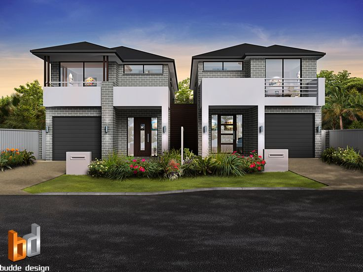 3d external render dual occupancy revesby nsw