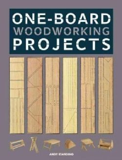 One-Board Woodworking Projects: Woodworking from the Scrap Pile (Paperback) - 14146195 - Overstock.com Shopping - Great Deals on Woodworking
