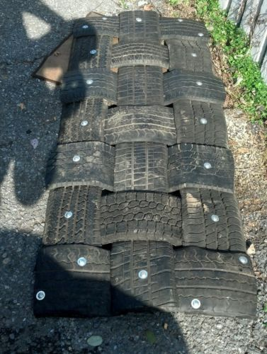 Recycled  Tire Mats