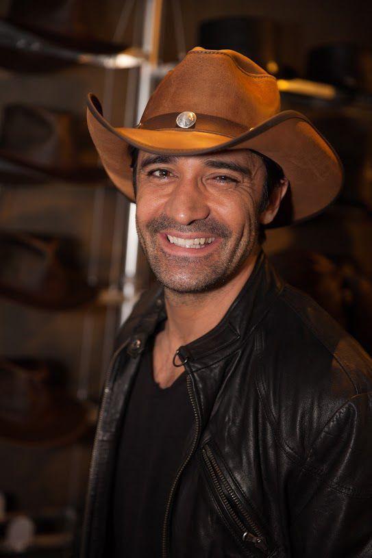 27a89a55deea66 Gilles Marini wearing American Hat Makers hat | MEN S HATS | Hats ...