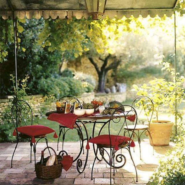 Mejores 10 imágenes de Ideas para tu terraza ó jardin en otoño. en ...