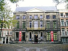 The Escher Museum in The Hague