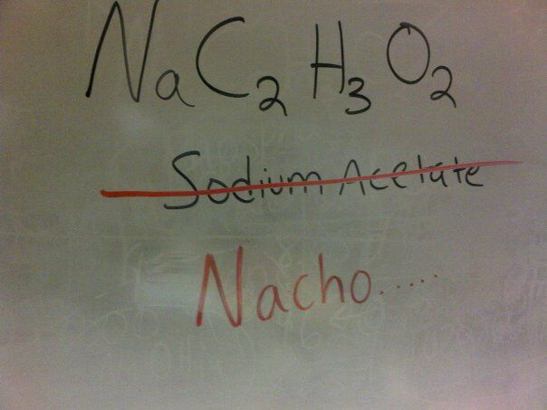 Only if you have sufferred through Organic Chemistry will this be truly funny!