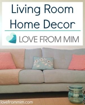 Living Room Home Decor