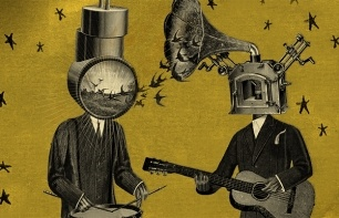 Neutral milk hotel. This is what I want to look like when I play music.