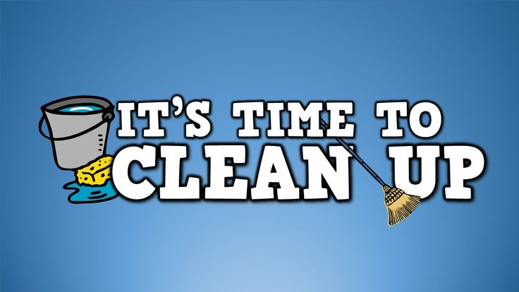 It's Time to Clean Up!   (clean up song for kids) (+playlist)
