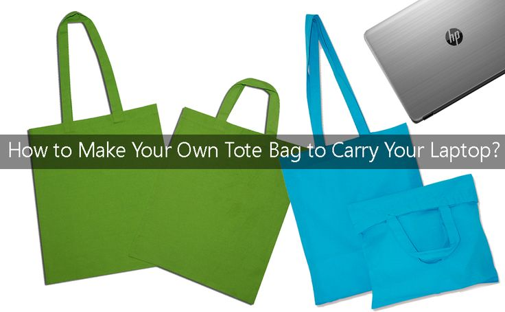 A laptop carry bag is little more than a simple padded tote bag. It will need some more care in cutting and sewing process. But it is fairly easy for a beginner. Go through these instructions to make laptop canvas shopping bags. #CarrierBags #GiftBoxes #GiftBags #PaperBags #EcoFriendlyBags #TissuePapers