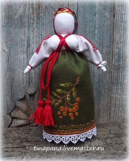 """""""На устроение ЛАДА в семье"""" авторская кукла - народная кукла,оберег семьи"""