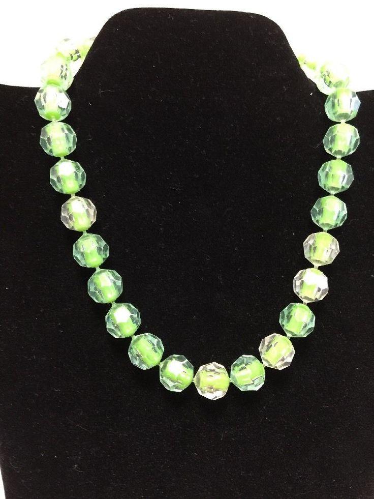 102 Best Vintage Plastic Pop Beads Images su Pinterest-6521